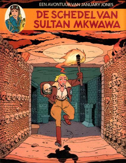 January Jones 2 De schedel van sultan Mkwawa