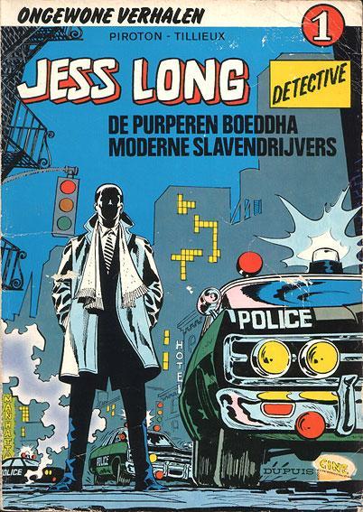 Jess Long 1 De purperen Boeddha - De moderne Slavendrijvers