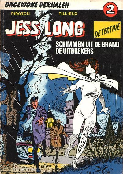 Jess Long 2 Schimmen uit de brand - De uitbrekers