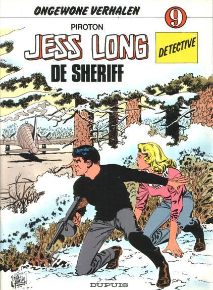 Jess Long 9 De sheriff