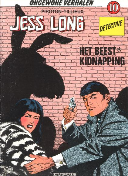 Jess Long 10 Het beest - Kidnapping