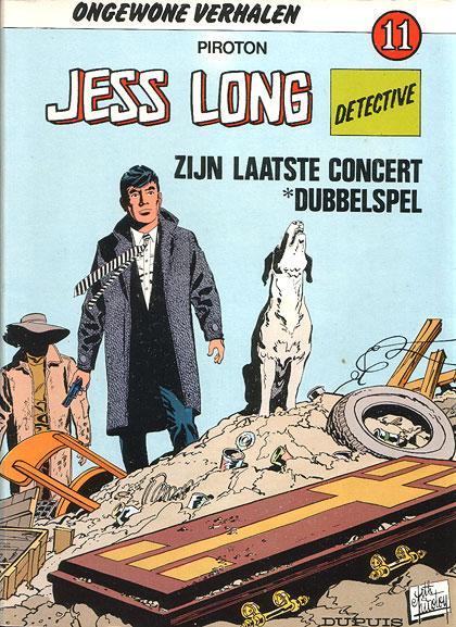 Jess Long 11 Zijn laatste concert - Dubbelspel
