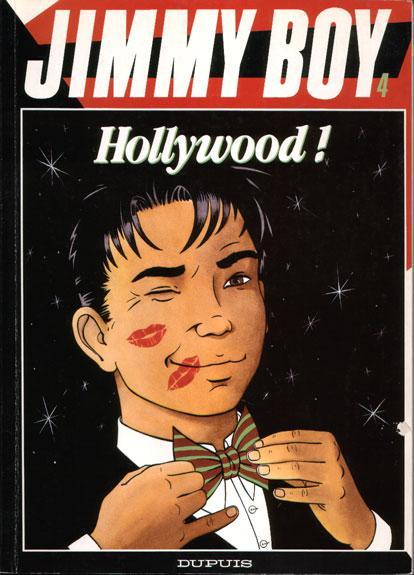 Jimmy Boy 4 Hollywood!