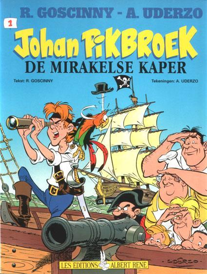 Johan Pikbroek 1 De mirakelse kaper