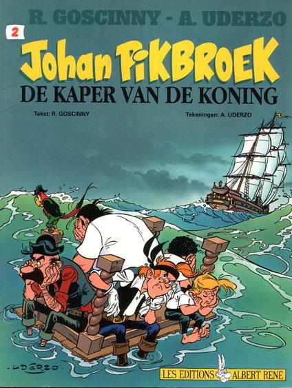 Johan Pikbroek 2 De kaper van de koning