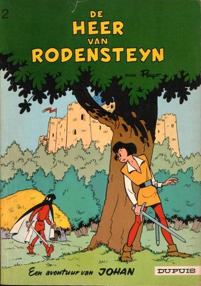 Johan en Pirrewiet 2 De heer van Rodensteyn