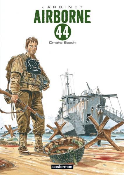 Airborne 44 3 Omaha Beach