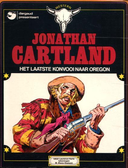 Jonathan Cartland 1 Het laatste konvooi naar Oregon
