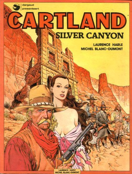 Jonathan Cartland 7 Silver Canyon