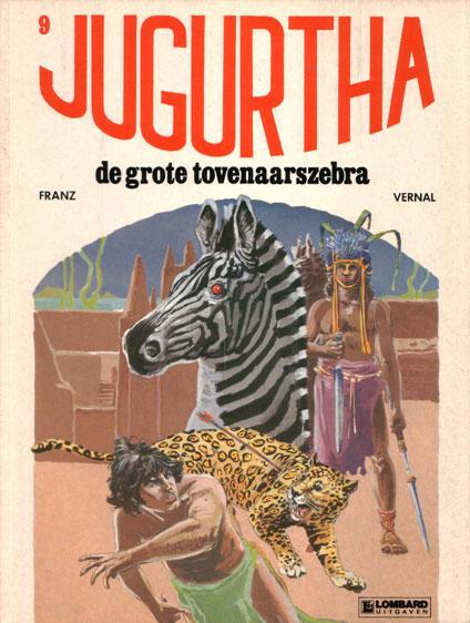 Jugurtha 9 De grote tovenaarszebra