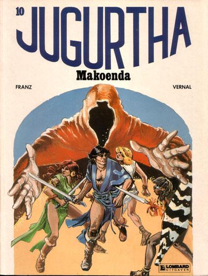 Jugurtha 10 Makoenda