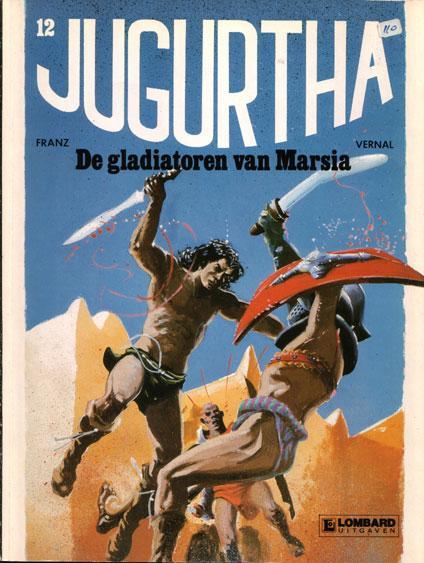 Jugurtha 12 De gladiatoren van Marsia