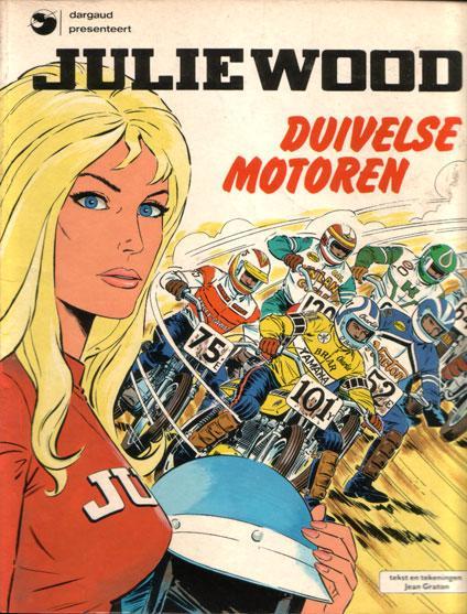 Julie Wood 2 Duivelse motoren