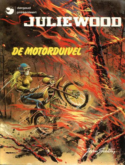 Julie Wood 5 De motorduivel