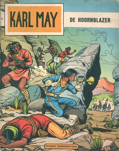 Karl May 19 De hoornblazer