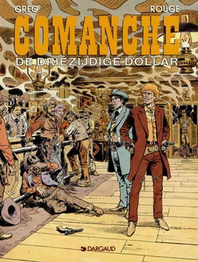 Comanche 12 De driezijdige dollar
