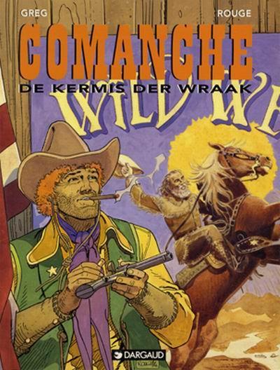 Comanche 13 De kermis der wraak