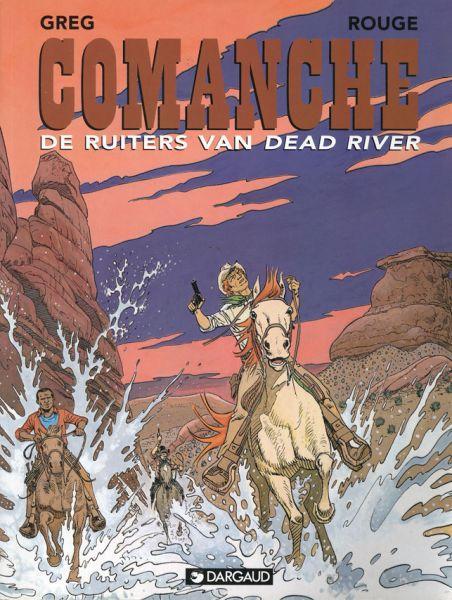 Comanche 14 De ruiters van Dead River