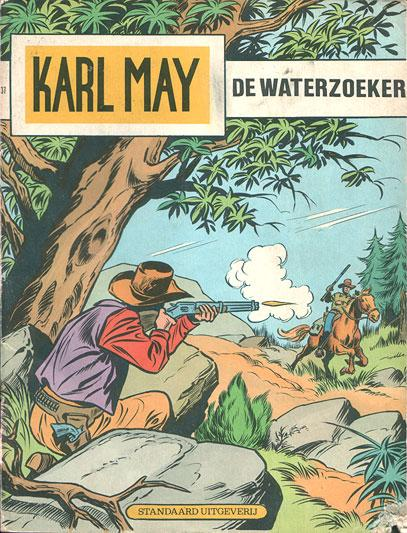 Karl May 37 De waterzoeker