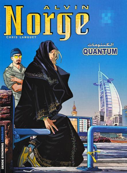 Alvin Norge 5 Quantum