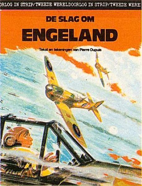 Tweede wereldoorlog in strip 3 De slag om Engeland