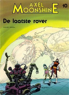 Axel Moonshine 10 De laatste rover