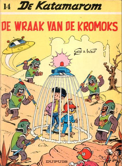 De Katamarom 14 De wraak van de Kromoks