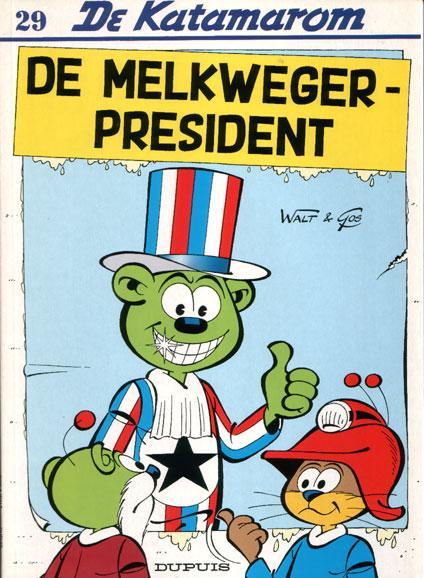 De Katamarom 29 De Melkweger-president