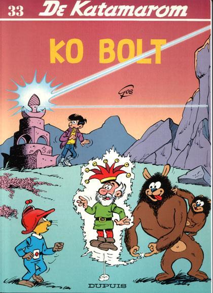 De Katamarom 33 Ko Bolt