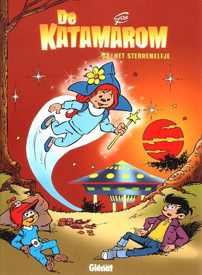 De Katamarom 38 Het sterrenelfje