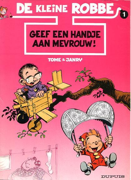 De kleine Robbe 1 Geef een handje aan mevrouw!