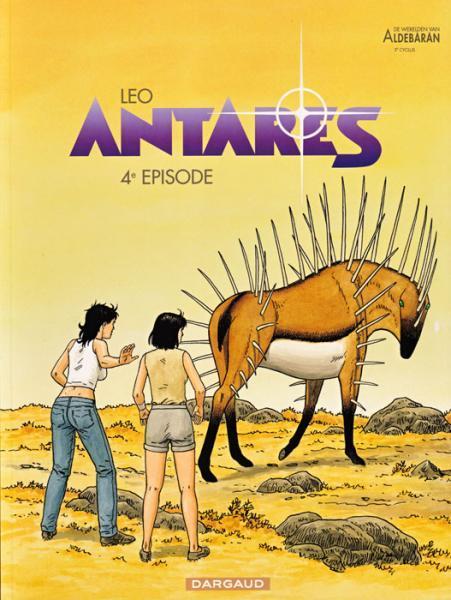Antares 4 4e Episode