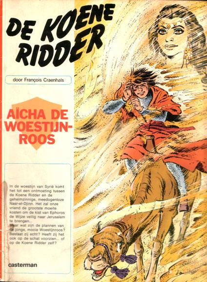 De Koene Ridder 8 Aïcha de woestijnroos