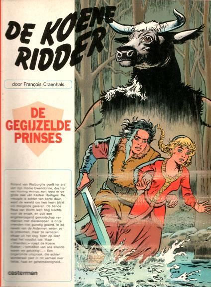 De Koene Ridder 10 De gegijzelde prinses