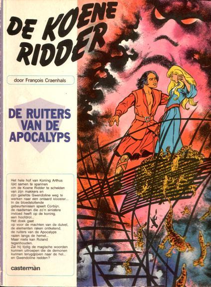 De Koene Ridder 12 De ruiters van de apocalyps