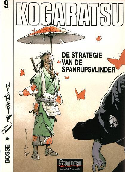 Kogaratsu 9 De strategie van de spanrupsvlinder