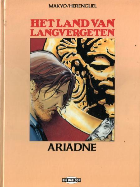Het land van langvergeten 5 Ariadne