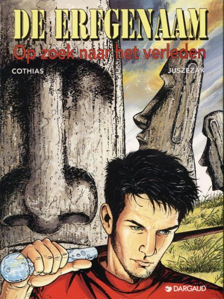 De erfgenaam (Cothias) 1 Op zoek naar het verleden