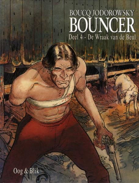Bouncer 4 De wraak van de beul
