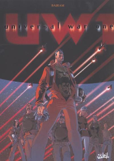 Universal War One INT 1 Intégrale