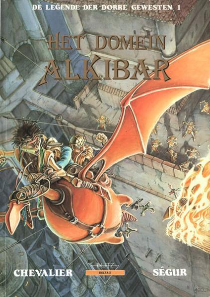 De legende der dorre gewesten 1 Het domein Alkibar