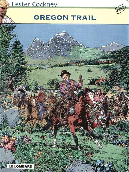 Lester Cockney 8 Oregon Trail