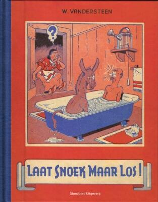 De familie Snoek 4 Laat Snoek maar los!