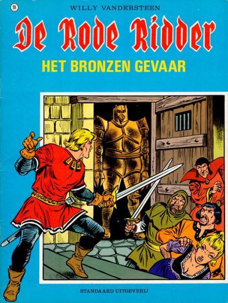De Rode Ridder 98 Het bronzen gevaar
