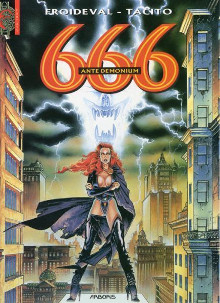 666 1 Ante demonium