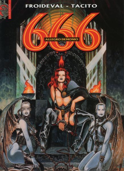 666 2 Allegro demonio