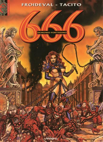 666 3 Demonio Fortissimo