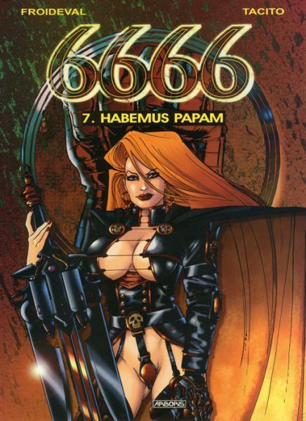 666 7 Habemus Papam