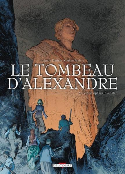 De tombe van Alexander 3 Le sarcophage d'albâtre