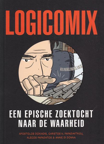 Logicomix 1 Een epische zoektocht naar de waarheid